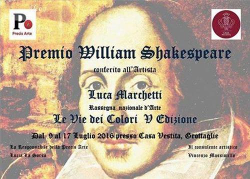 premio William Shakespeare